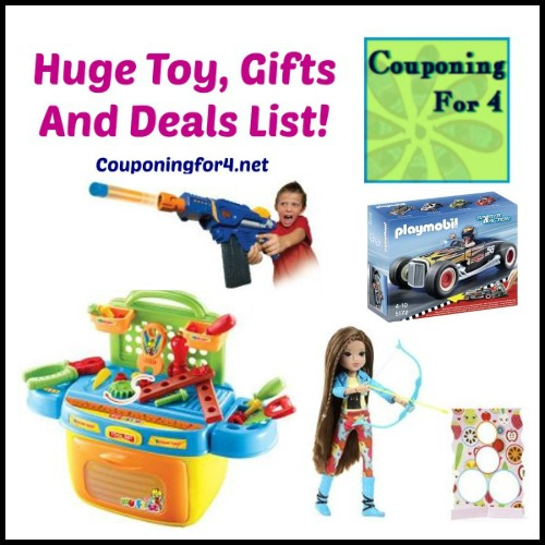 Toy And Gift List