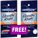 Moneymaking Breathe Right Nasal Strips At Walmart Or Dollar Tree With New Coupon!