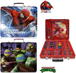 Spider-Man And Teenage Mutant Ninja Turtles Deals