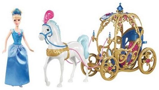 Cinderella Carriage Set Deals