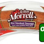 New John Morrell Coupon Means Sausage Only $.50 Each At Dollar Tree!