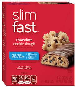 Slimfast Bars