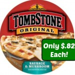 New B3G1 Tombstone Pizza Coupon Means As Low As $.82 Each At Target Or Dollar General!