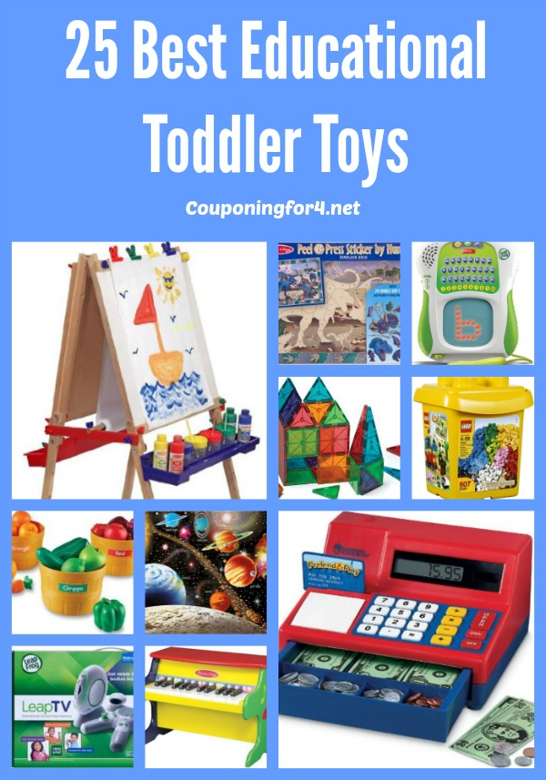 25 Of The Best Educational Toddler Toys