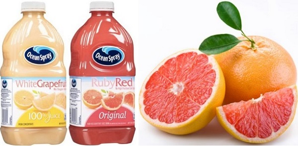 Ocean Spray Grapefruit Juice Coupons