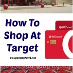How To Shop At Target (Couponing And Shopping Facts)