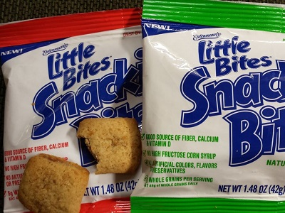 Little Bites Snackin Bites Review