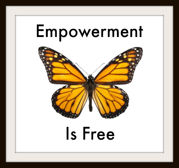 Empowerment Is Free