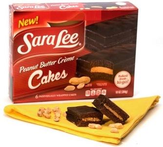 Sara Lee Peanut Butter Creme Snacks Review