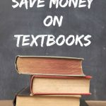 How To Save Money On Textbooks
