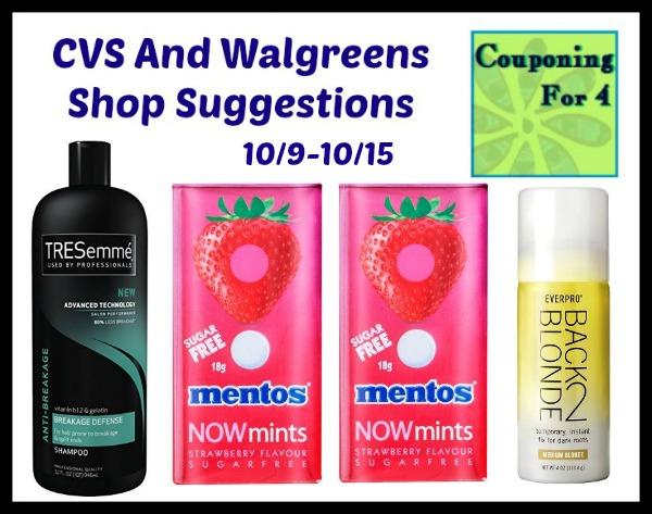 CVS And Walgreens Deal Idea