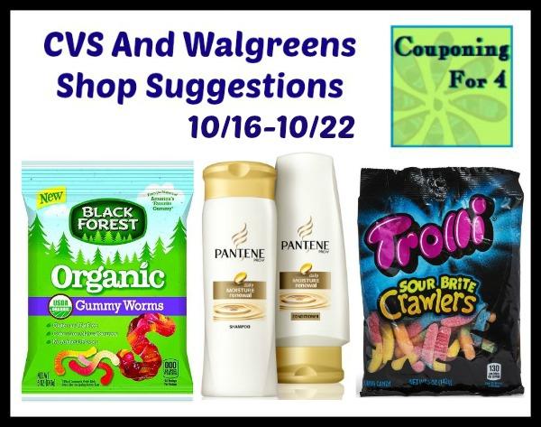 CVS And Walgreens Deals