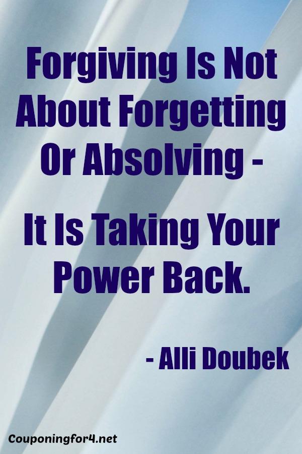 empowerment-forgiving