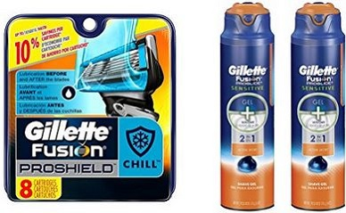 Gillette Shaving Products Deal