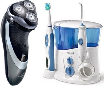 Razor And Waterpik Deals