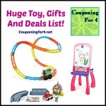 Huge Amazon Toy, Gifts And Deals List!