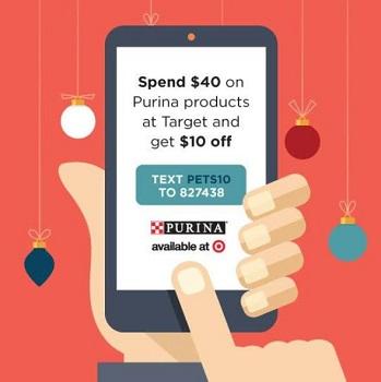 Target Text Deals