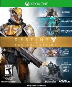 Destiny The Collection Deals