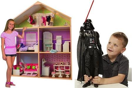 Life-Sized Toys