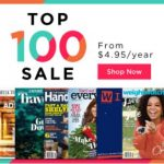 Top 100 Magazine Subscription Sale!
